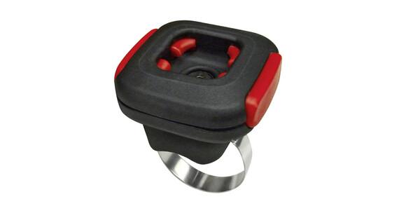 KlickFix Quad Adapter schwarz